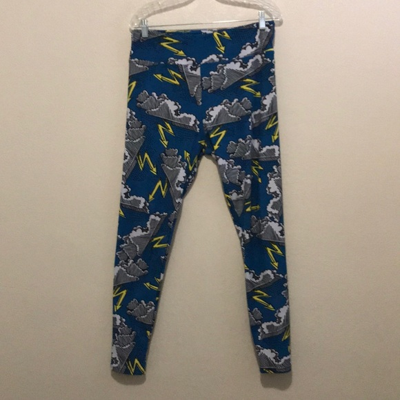 05790bc510331d LuLaRoe Pants | Lighting Leggings Tc Unicorn Harry Potter | Poshmark